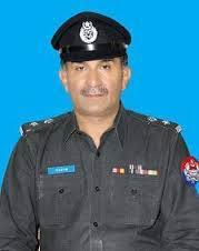 SP  Nazar Abbas