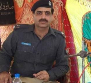 SSP Faisalabad Ameer Abdullah Khan Niazi