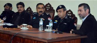 CCPO Lahore Capt Muhammad Amin Vance
