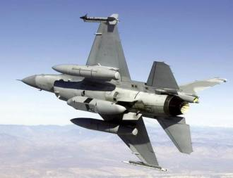 PAF FIGHTER AIRCRAFT,a file photo