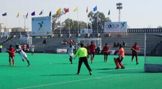 PIA, SSGC and NBP move to next round of  First Chief of the Army Staff Challenge Hockey Cup