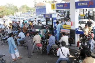 Petrol shortage