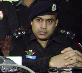 SP Omar Saeed Malik