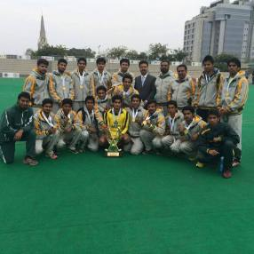 COAS General Hails PHF for promoting the national game in the country