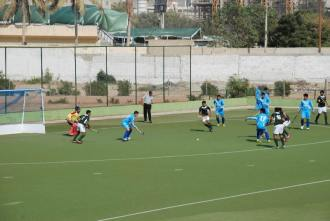 PIA & Pakistan Customs subdue their rivals in the ongoing 5th Customs Quaid-e-Azam Gold Cup Hockey Tournament