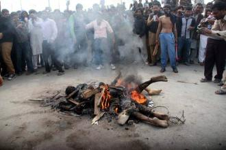 The men who burnt alive at Ferozepur Road