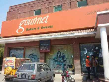 PFA fines to Gourmet Sweets and Bakers at College Road
