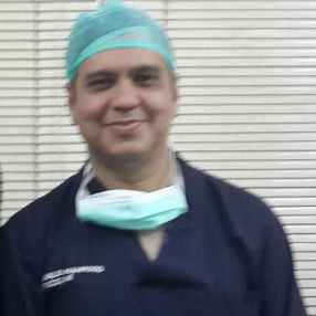 Neuro Surgeon, Prof. Dr. Khalid Mehmood