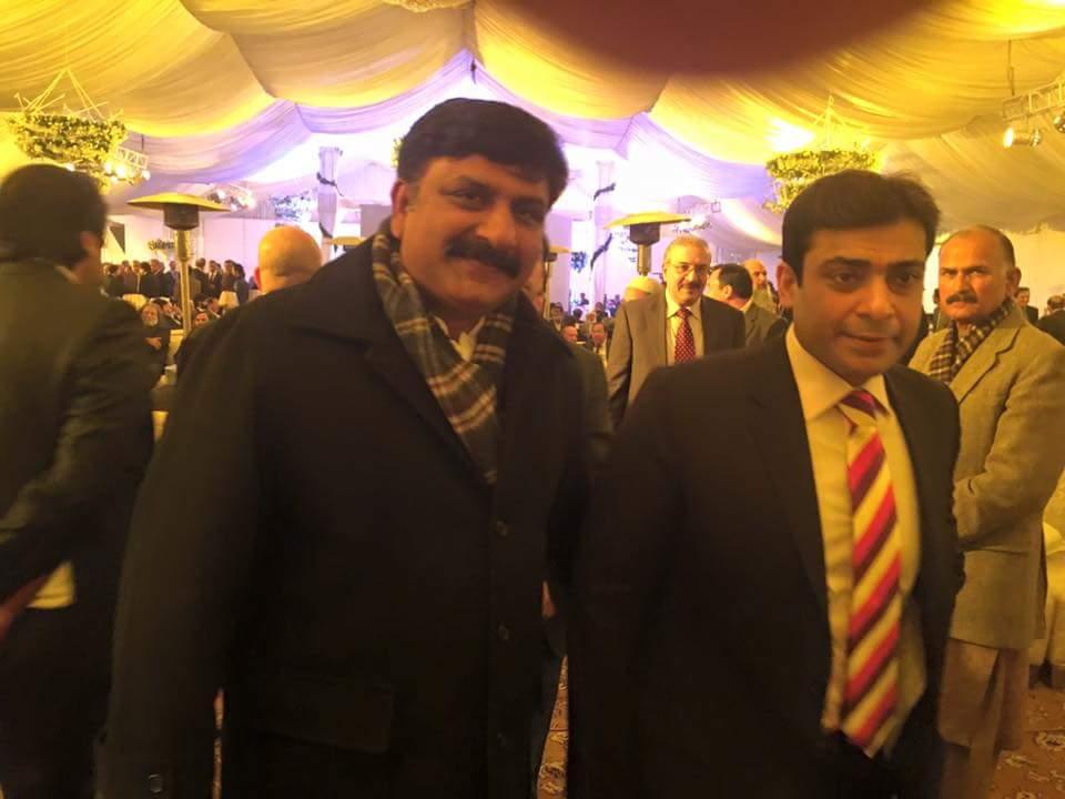 Not Afraid of Arrest, Says Hamza Shahbaz