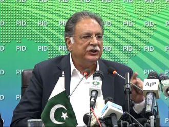 Senator Pervaiz Rashid