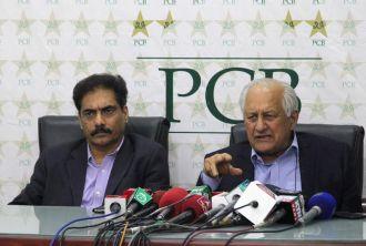 Chairman PCB Shaharyar Khan