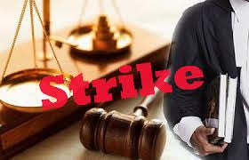 Lawyers of Mandi Bahauddin continued strike for second day against arrest of their colleague