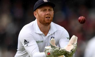 England's wicketkeeper-batsman Jonny Bairstow