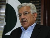 Foreign forces are behind conspiracy against PM Nawaz Sharif : Kh asif