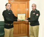 Additional IG welfare & Finance Sohail Khan retires