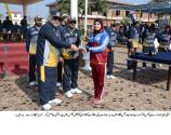 Sports activities played vital role in the growth of human life : Shokat Hayat