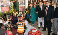 Punjab Emergency Service formally launched Rescue Mohafiz Program