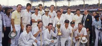 Allan Border's squad receive medals 30 years after winning the World Cup