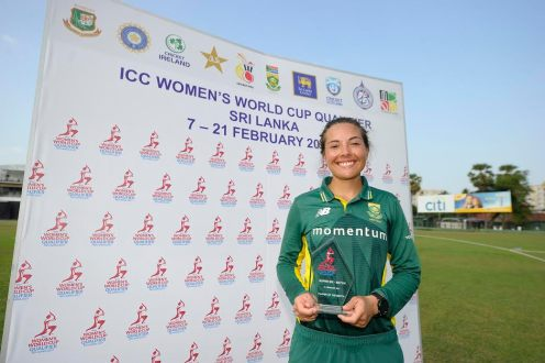 India and South Africa secure place in ICC Women's World Cup 2017