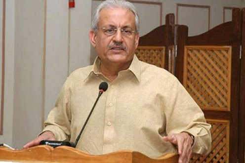 Destiny of Asia lies in the hands of Asian People : Raza Rabbani