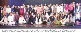 Drama and mime competitions start at Alhamra Cultural Complex