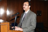 Prof. Ghias un Nabi nominated focal person for Departments of Gastroenterology
