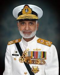 Pakistan is a peace loving country : Naval Chief
