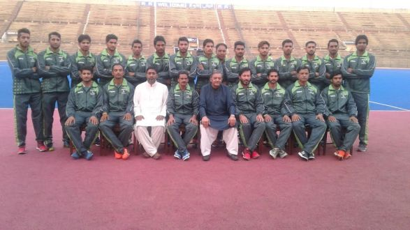 Pakistan hockey team will leave for London