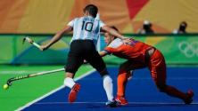 Argentina and Netherlands to play the Final