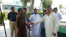 Eid ul Fitr celebrated with simplicity in Mandi Bahauddin