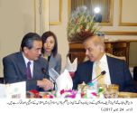 Shahbaz Sharif discussed promotion of Pak-China ties with Chinese Foreign Minister Wang Yi