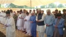 Shahbaz Sharif offers Eid prayer at Bahawalpur