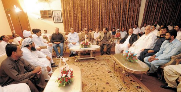 PML-Q will oppose elections sans reforms : Ch Shujaat Hussain