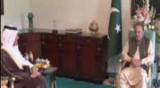 Pakistan desires diplomatic solution to Gulf crisis: PM Nawaz Sharif