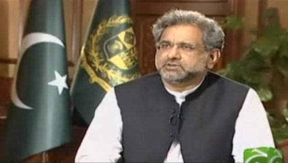 Prime Minister Shahid Khaqan Abbasiattends Senate session