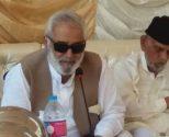 Shahbaz Sharif condoles the death of former member National Assembly Rana Taj Ahmad Noon