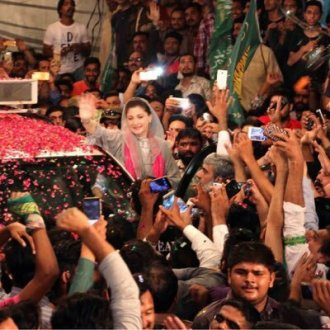 Nawaz Sharif should not appear before NAB court : Maryam Nawaz