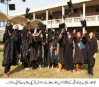 126th Convocation of Punjab University held at Faisal Auditorium