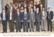 CREEC team visit to Railways HQ , meet CEO Humayun Rashid