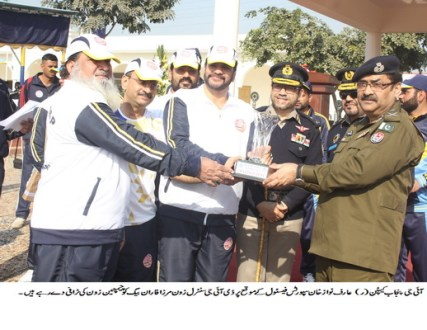 Motorway police enjoys an exceptional status :  IG Capt (R) Arif Nawaz
