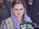 Nation has rejected protest by frustrated,defeated elements : Maryam Aurangzeb
