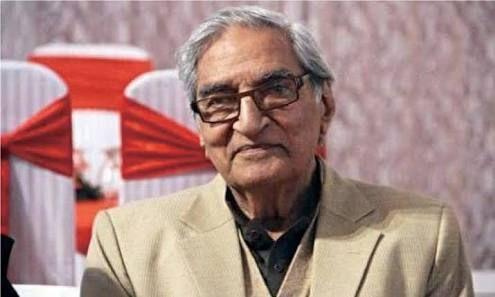 Munoo Bhai passed away