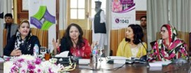 Foreign ambassadors attend meeting of Punjab Commission on the Status of Women
