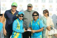 PCB Dynamites wins Women's Cricket Tournament 2018