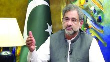 People has not accepted the disqualifying Nawaz Sharif : Prime Minister Abbasi