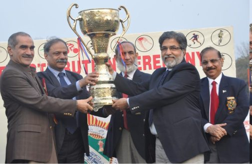 Railways Inter Divisional Athletic Championships concludes