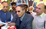 Judges showing patience even on being abused: Ch Shujaat Hussain