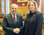 Shahbaz Sharif calls on British Minister Ms. Penny Mordaunt