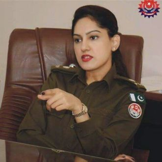 Anush Masud appointed as SP Model Town investigation