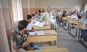Controller examination fine a student Tabish under Malpractice Act